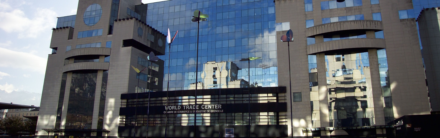 Grenoble WTC congress center