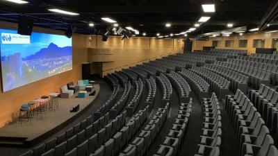 Auditorium World Trade Center Grenoble Convention Center