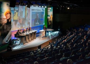 Conferences - WTC Grenoble convention center