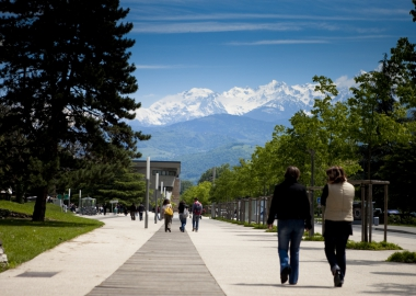 Campus universitaire de Grenoble