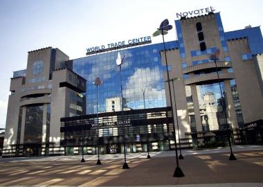 WTC Grenoble convention center brochure