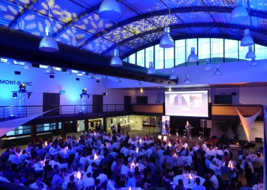 Gala evenings Grenoble Convention Center