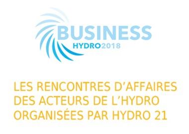 Business Hydro Centre de Congrès du WTC Grenoble