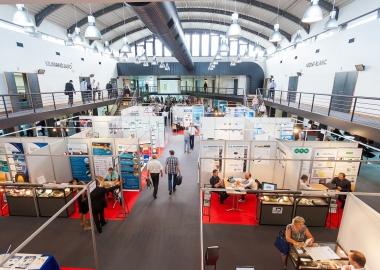 Exhibitions - booths Grenoble Congres Center
