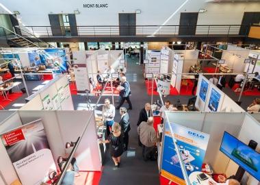 Crédit : Pierre Jayet /Expositions et stands - Centre de Congrès WTC Grenoble