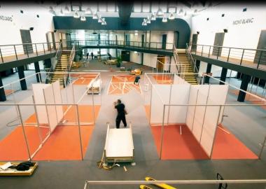 prestataire technique centre de congrès WTC Grenoble