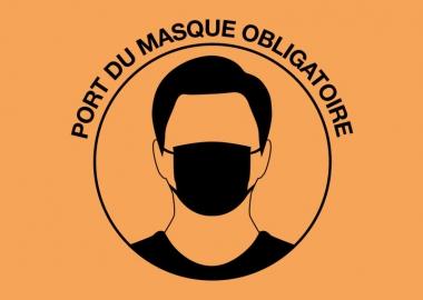 Port du masque obligatoire pour tous les évènements au Centre de Congrès du WTC