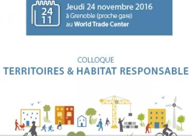 colloque territoires et habitat responsable