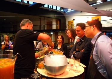Animation Culinaire Centre de Congrès WTC Grenoble