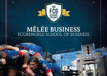 MELEE BUISINESS FCG CENTRE DE CONGRES WTC