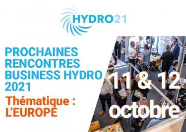 Rencontres Business Hydro Centre de Congrès WTC Grenoble