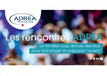 Rencontres Adréa Centre de Congrès WTC Grenoble