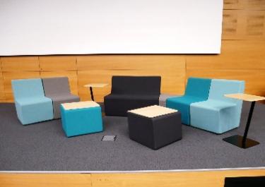 Mobilier Design Centre de Congrès WTC Grenoble