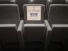 Mesure COVID auditorium du Centre de Congrès du WTC
